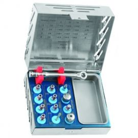 Dental Implant Bone Compression Kit / Bone Compression Screw Kit