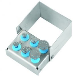 Dental Implant Saw Disk Kit - 6 Saws